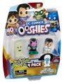 Ooshies 4 Pack Series 2 DC Comics - Batman, Sinestro & Superman